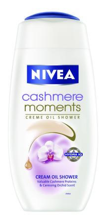 NIVEA Sprchový gel CASHMERE MOMENTS 250ml č.81060