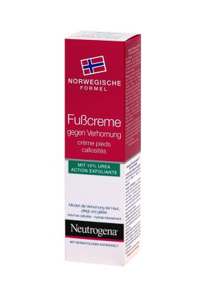 Neutrogena krém na suché chodidlá 50 ml