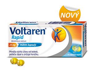 Voltaren Rapid  20x25 mg