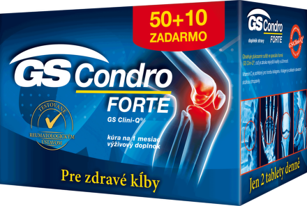 GS Condro Forte 50+10tbl.