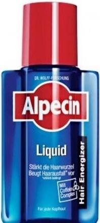 ALPECIN Energizer Liquid kofeínové tonikum 200ml