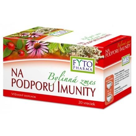 Bylinná zmes na podporu imunity 20x1.5g