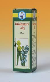 Calendula Eukalyptový olej 25ml