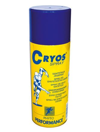 CRYOS Spray - Ľadový sprej 400 ml