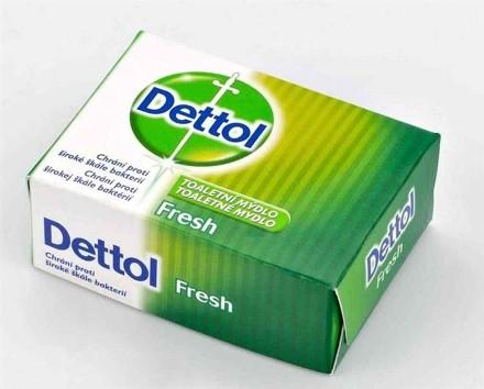 Dettol toaletné mydlo Fresh 100g