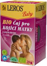 LEROS BABY BIO Čaj pre dojčiace matky n.s.20x2g