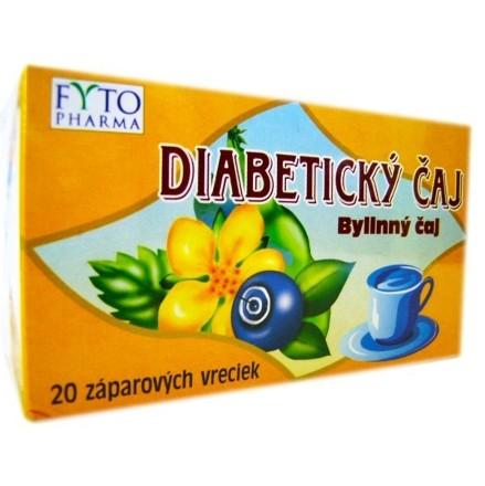 Diabetický čaj 20x1g