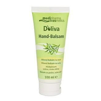 Doliva olivový balzam na ruky 100ml