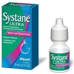 Systane Ultra Zvlhčujúce očné kvapky 10ml