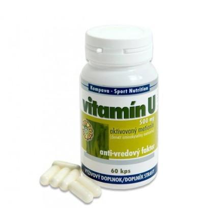 Kompava Vitamín U 60 kapsúl