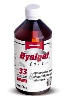 HYALGEL FORTE Pomaranč 500 ml