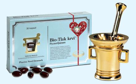 Pharma Nord BIO-TLAK KRVI + DRASLÍK cps.30+tbl.30