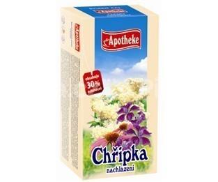Apotheke Chrípka a nachladnutie čaj 20x1.5g