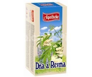 Apotheke Dna a Reuma čaj 20x1.5g