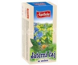 Apotheke Pečeňový čaj 20x1.5g n.s.