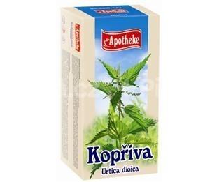 Apotheke Žíhľava dvojdomá čaj 20x1.5g n.s.