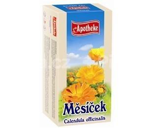Apotheke Nechtík lekársky čaj 20x1.5g