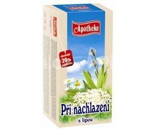 Apotheke Pri nachladnutí čaj 20x1.5g n.s.