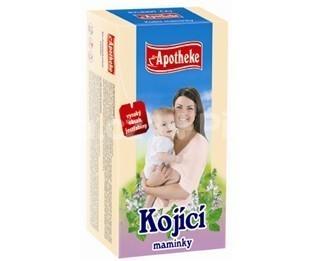 Apotheke Pre kojace matky čaj 20x1.5g n.s.