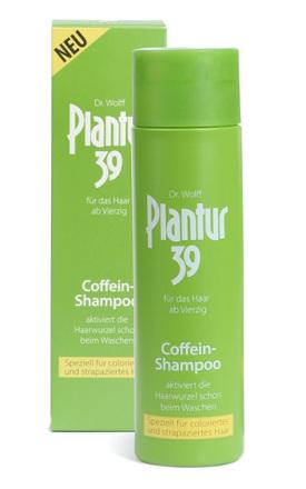 Plantur39 Fyto-kofeinový šampon farv. vlasy 250ml