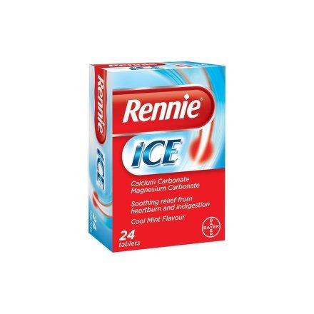Rennie ICE bez cukru 1x24 ks