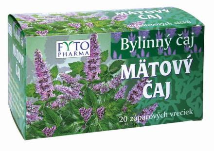 Mátový čaj 20x1g Fytopharma