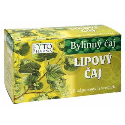 Lipový čaj 20x1.5g Fytopharma