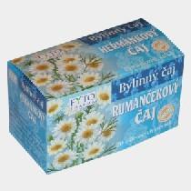 Rumančekový čaj 20x1g Fytopharma