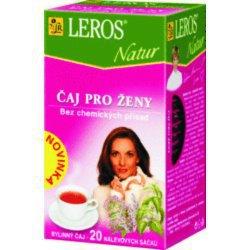 LEROS NATUR Čaj pre ženy 20x1,5 g