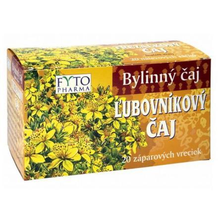 Ľubovníkový čaj 20x1.5g Fytopharma