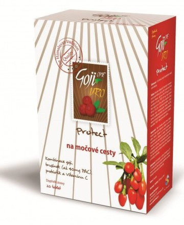 Goji One URO Protect tbl.20
