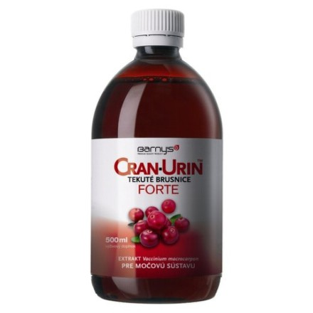 BARNY'S CRAN-URIN FOR.BRUSNICE 500ML