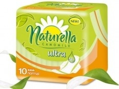 NATURELLA CAMOMILE ULTRA NORMAL 10KS
