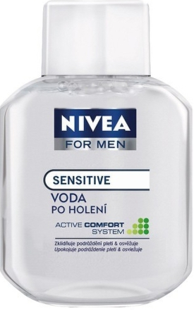 NIVEA VODA PO HOLENÍ SENSITIVE 100ML
