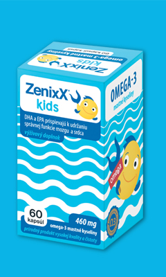 Zenixx Kids 60 cps
