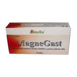 Naturica Magnegast 30 tabliet