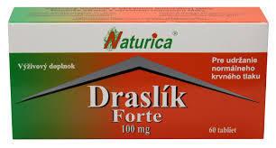 Naturica DRASLÍK FORTE 100MG 60TBL