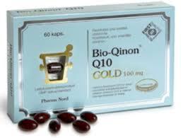 BIO-Q10 GOLD 100MG 60CPS