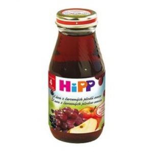 HiPP BIO Šťava z červených plodov ovocia 200ml