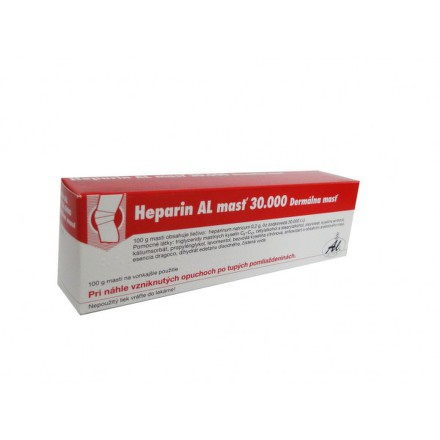 Heparin AL Gel 30000  100g
