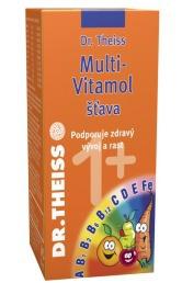 Multi-Vitamol šťava 200ml 1+