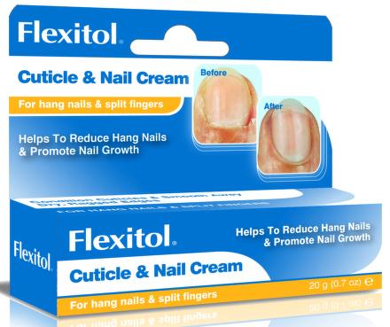FLEXITOL NAIL AND CUTICLE CREAM 1X20G