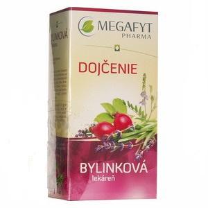 MEGAFYT BYLINKOVA LEKAREN DOJCENIE 20X1,5G