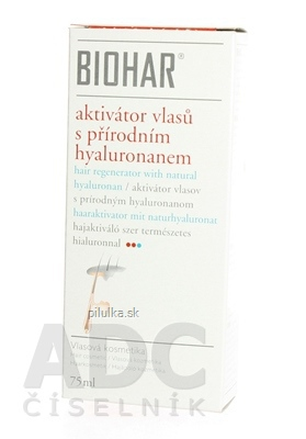 BIOHAR VLASOVY AKTIVATOR 75ML