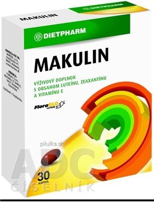 DIETPHARM MAKULIN 30CPS