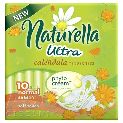NATURELLA CALEND. ULTRA NORMAL 10KS