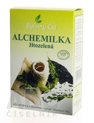 JUVAMED ALCHEMILKA ZLTOZELENA VNAT 40G