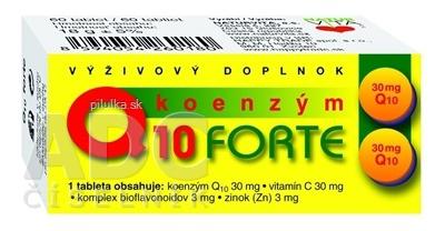 NV KOENZYM Q10 FORTE 60 TBL
