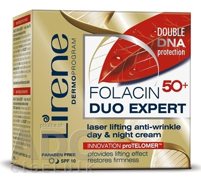 LIRENE FOLACIN 50+ DUO EXP. KREM 50ML
