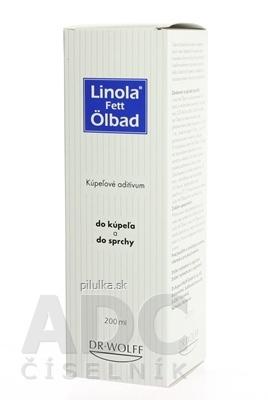 LINOLA-FETT OLBAD ADD BAL 1X200ML